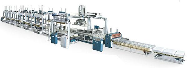 威德力ML3248自动压机生产线